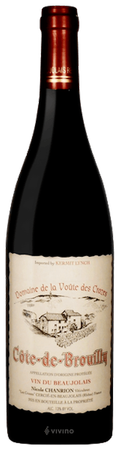 2019 Domaine Chanrion